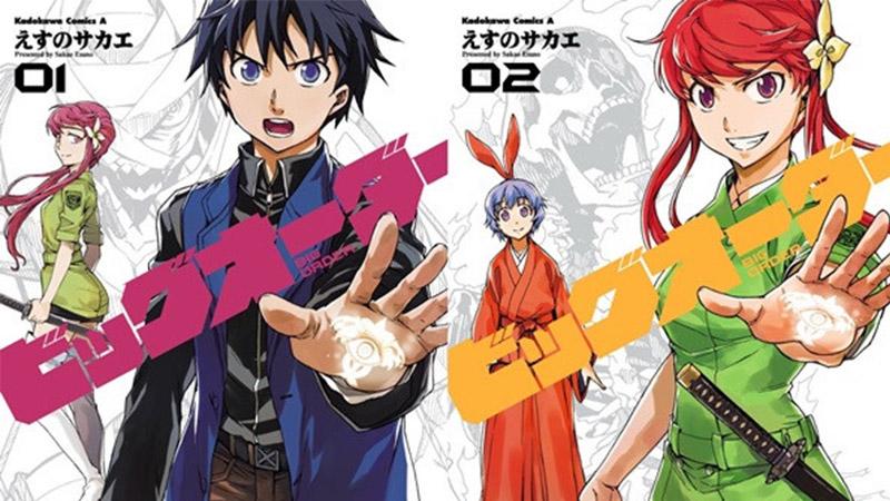 Рейтинг популярности аниме весеннего сезона